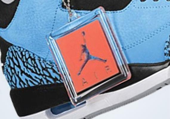 Air Jordan 3 Powder Blue Another Quick Look