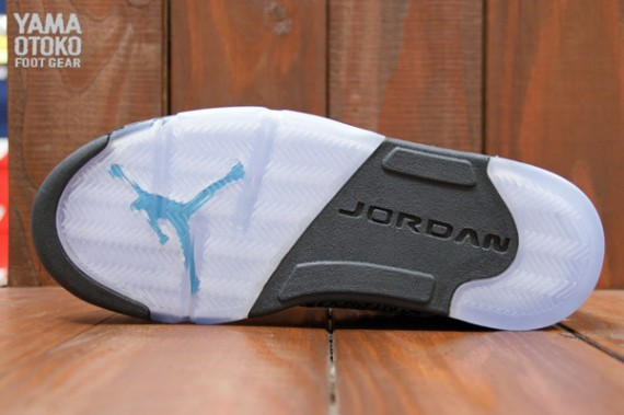 Air Jordan 5 3Lab5 Detailed Photos