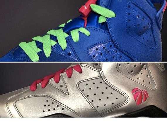 Air Jordan 6 GS Spring 2014 Preview