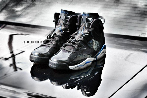 detailed look b6cad 426d8 Air Jordan 6
