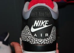 Air Jordan III (3) '88 Retro 'Black/Cement' | New Images
