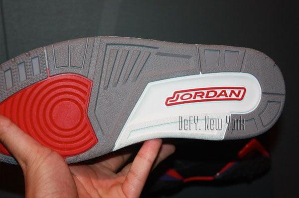 Air Jordan 3 De Cemento Negro 2014 De Dodge KAskJ
