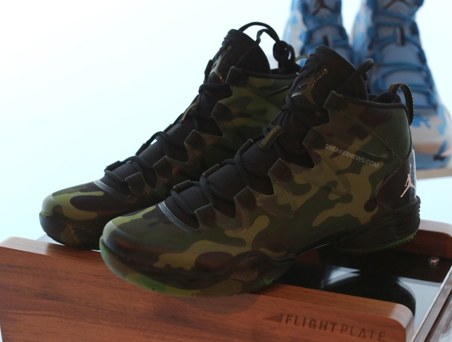 Air Jordan 28 Camouflage Vert Nmd gk52BGW2