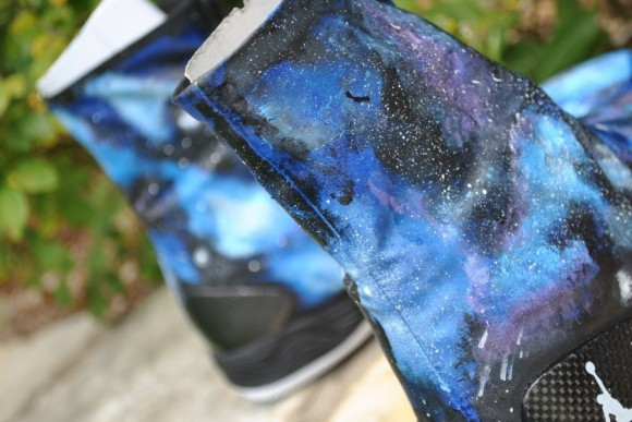 Air Jordan XX8 Galaxy Custom Available on eBay