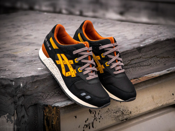 asics gel lyte 3 black tan