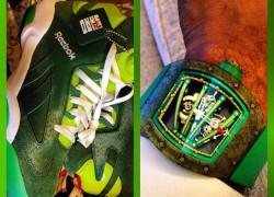 Celebrity Sneaker Watch: Swizz Beatz Previews Reebok Shaq Attaq 'Ghost of Christmas Present'