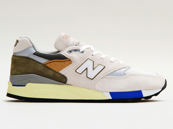 Concepts x New Balance 998 C-Note Full Retailer List + Release Date