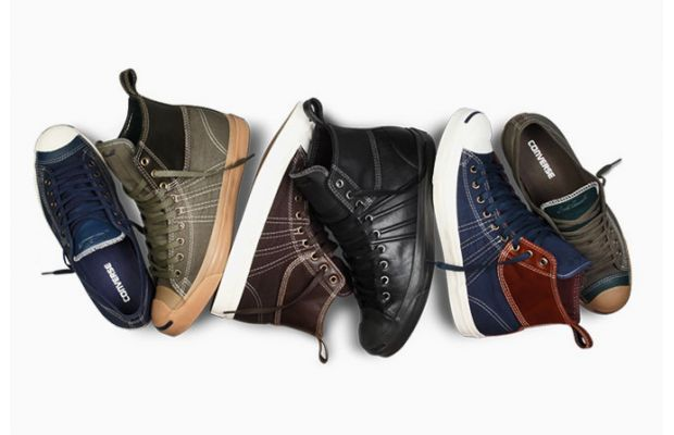 Converse Jack Purcell FallWinter 2013 Duck Boot Collection