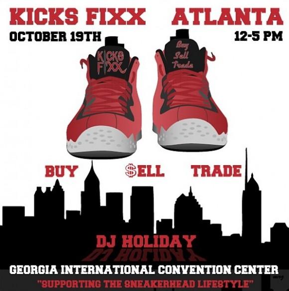 Event Update Kicks FIXX ATL