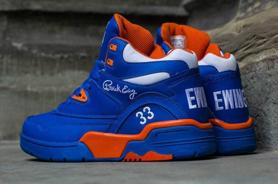 Ewing Athletics Fall 2013 Collection Release Date