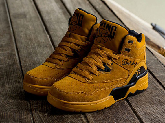 Ewing Guard Sunflower Detailed Look
