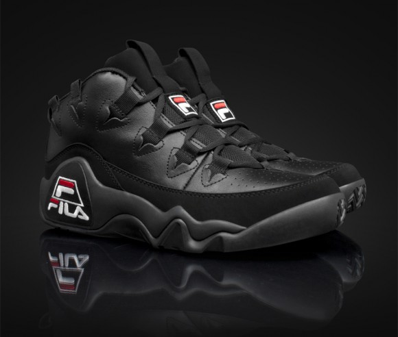 FILA '95 Re-Introduced Pack Detailed Shots and Retail List