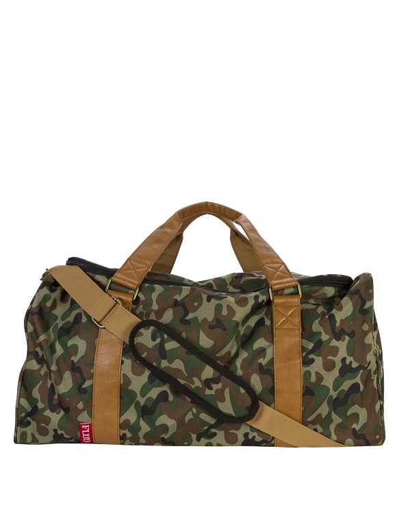 Flud x Mayor Travel Duffle Collection First Look