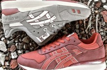 "Highs and Lows x ASICS ""Brick And Mortar"" Pack : Release Info"