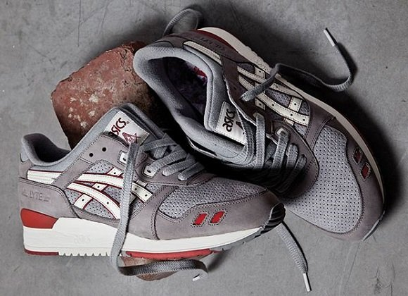 Highs And Lows x Asics Brick And Mortar Pack Release Info