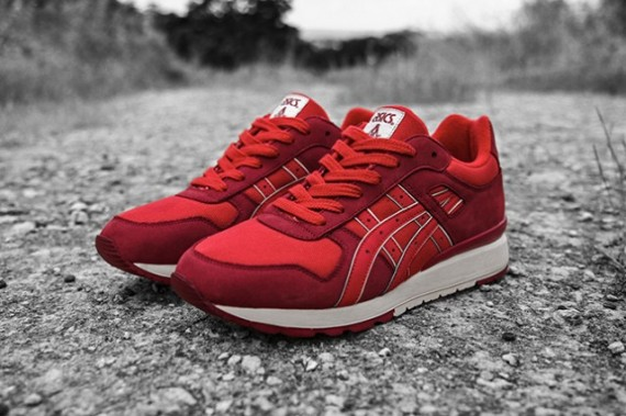 Highs & Low x Asics Brick and Mortar Release Info