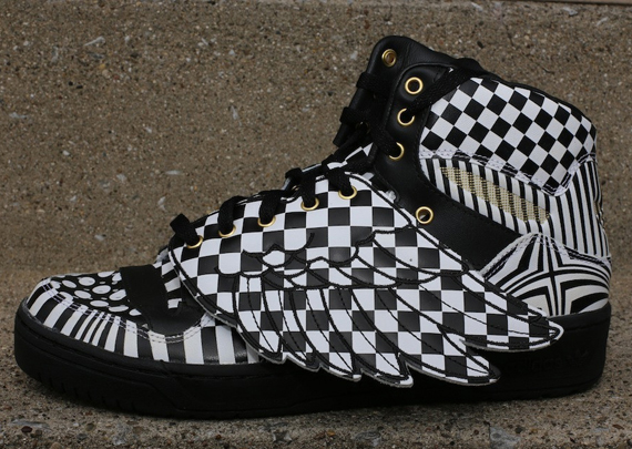 Jeremy Scott x adidas Originals Wings Opart Now Available