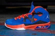 Jordan Melo M9 – Game Royal – Orange – Black – Now Available