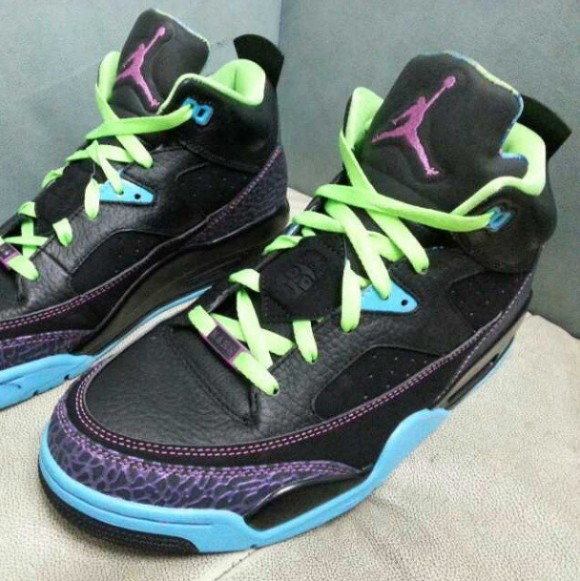 Jordan Son of Mars Low Bel-Air Another Look