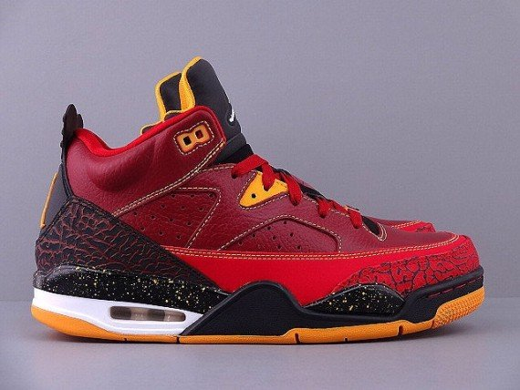 Jordan Son of Mars Low Team Red Gym Red University Gold