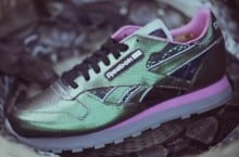 Limited Edt x Reebok Classic Leather 30th Anniversary Unveiled | Video