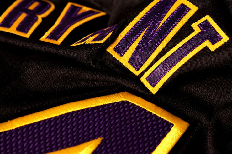 Los Angeles Lakers Unveil New 'Hollywood Nights' Black