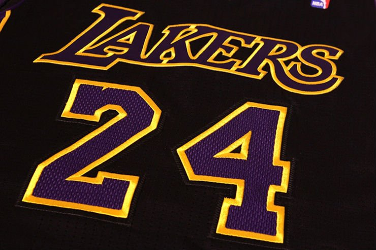 Los Angeles Lakers Unveil New Hollywood Nights Black Alternate