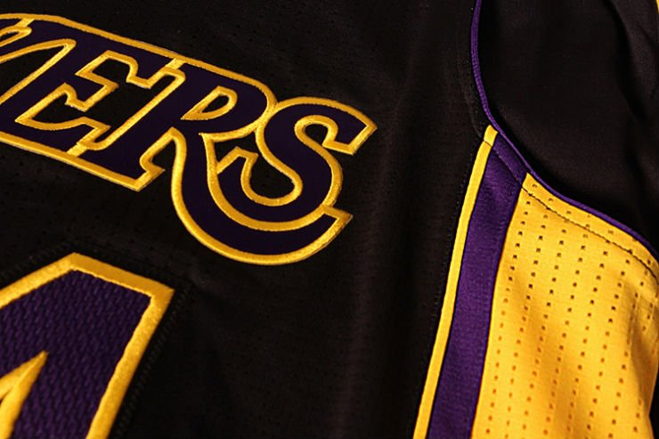 d9f0043c199 Los Angeles Lakers Unveil New 'Hollywood Nights' Black Alternate ...