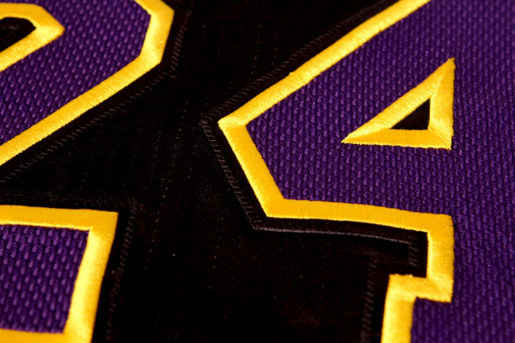 9706c920544 Los Angeles Lakers Unveil New  Hollywood Nights  Black Alternate ...