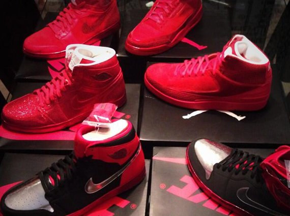 Marcus Jordan Shows Off Air Jordan Legends of the Summer Collection