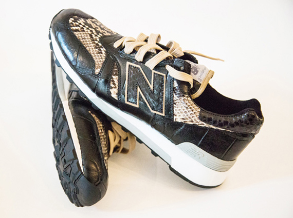 New Balance 1300 Exotic by PMK Customs