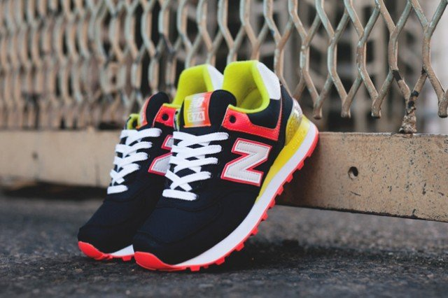 new balance 574 alpine pack