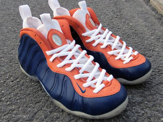 Nike Air Foamposite One Chicago Bears Customs by FETTi D'BIASI