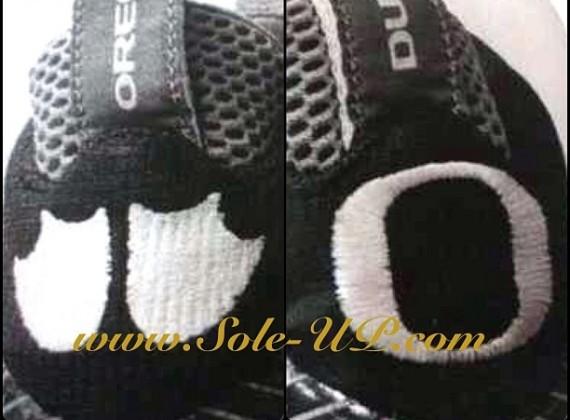 Nike Air Foamposite One Oregon Ducks Teaser