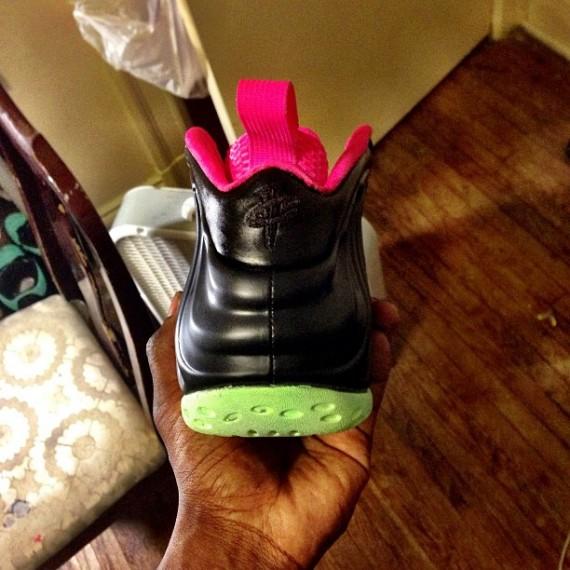 Nike Air Foamposite One Yeezy 2 Customs by hippieneal