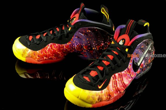 Nike Air Foamposite Pro Premium Asteroid Yet Another Detailed Look