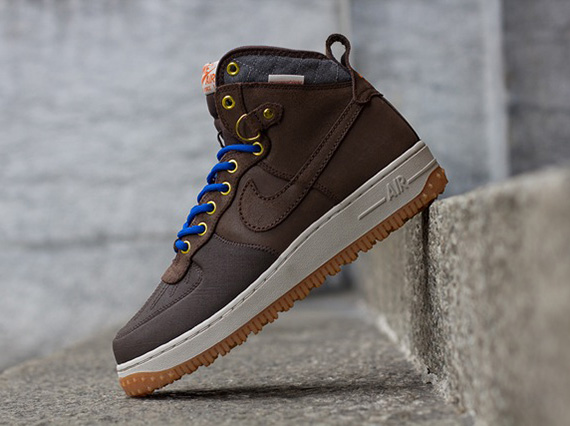 Nike Air Force 1 Duckboot October 2013 Releases