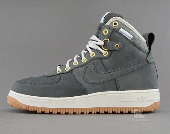 Nike Air Force 1 Duckboot Anthracite Gum Now Available