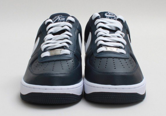 Nike Air Force 1 Low Armory Navy White Now Available