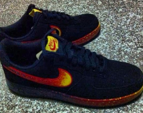 Nike Air Force 1 Low Asteroid First Look
