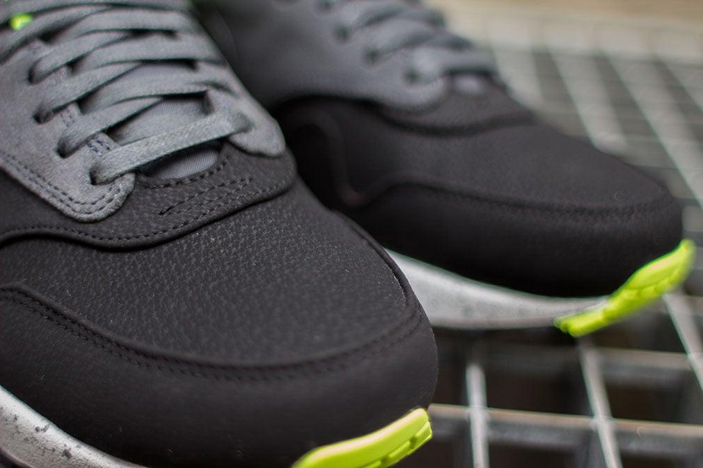 Nike Air Max 1 PRM  Black Anthracite-Volt   2fee74d168