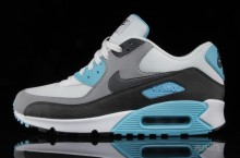 Nike Air Max 90 Essential 'Summit White/Medium Grey-Black-Dark Charcoal'