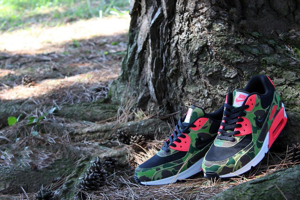 a31687e9a43a Nike Air Max 90 Premium  Duck Hunter Camo  Pack