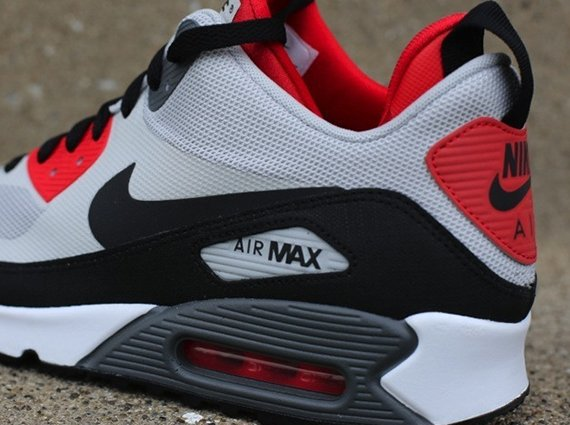 Nike Air Max 90 SneakerBoot Now Available free shipping - cplondon ... 4f90408f1