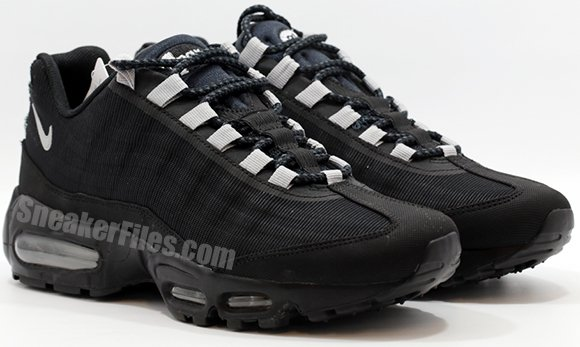 Nike Air Max 95 PRM Tape Zebra 3M First Look