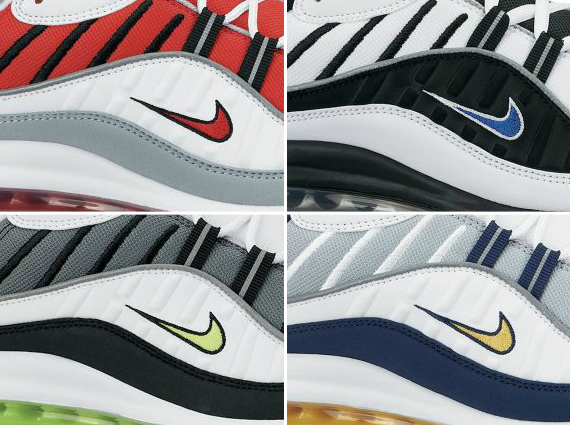 Nike Air Max 1 2013 Releases Preview | WAVE®