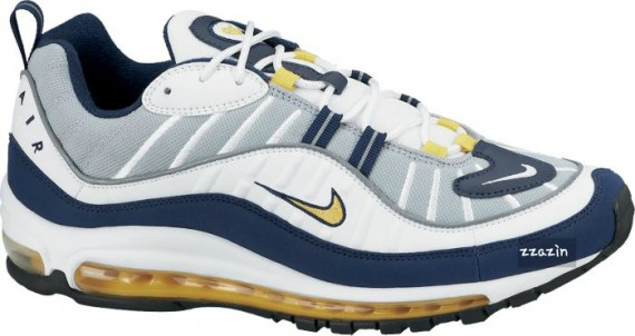 online store 6aa76 ee999 Nike Air Max 98 – 2014 Preview | SneakerFiles