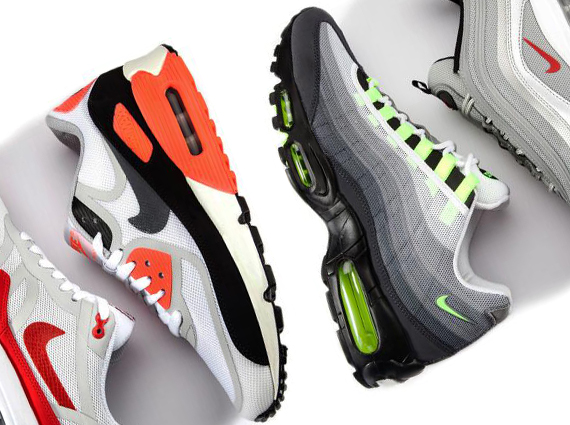 Nike Air Max OG Tape Pack Release Date