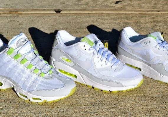 Nike Shoes | Air Max Glow In The Dark | Poshmark