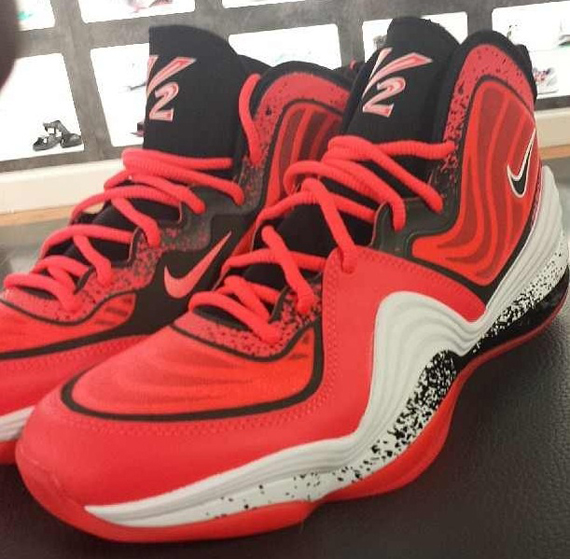 Nike Air Penny V Lil' Penny First Look